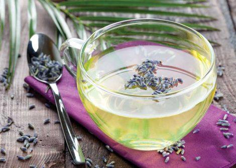 чай из лаванды