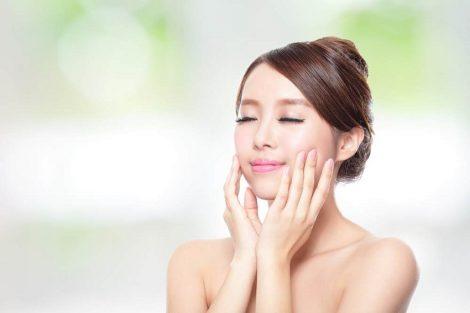 уход за кожей в японии